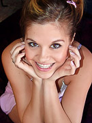 Teen Topanga : Teen Topanga in her cute little panties posing