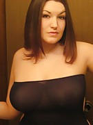 GND Kayla : Kayla wants you to look down the top of her slutty dress