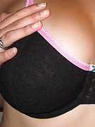 GND Kayla : Watch as Kayla strips out of her tiny bra and panties