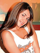 Pamela Spice : Pamela getsfrisky in a cafe then goes home to play