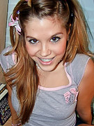 Teen Topanga : Teen Topanga in her checkered panties