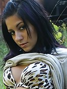 Raven Riley : Raven being an army brat